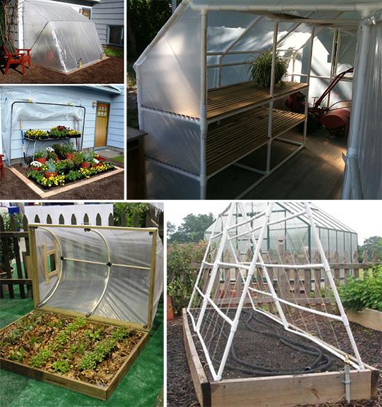 интересные идеи для огорода своими руками